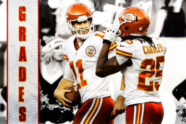 Colts vs. Chiefs: Live Grades and Analysis for Kansas City
