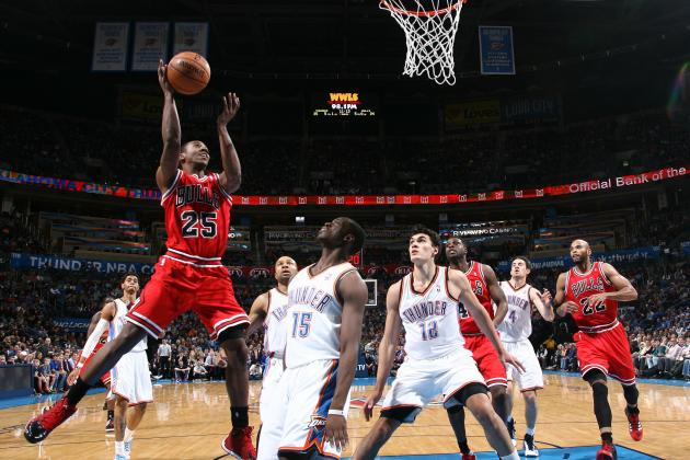 Chicago Bulls Must Figure out Their Marquis Teague Situation