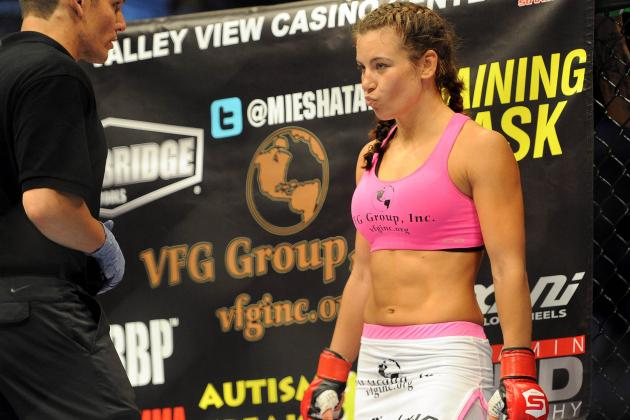 Ronda Rousey: Miesha Tate in Title Fight Due to 'Nice Ass,' Not Talent