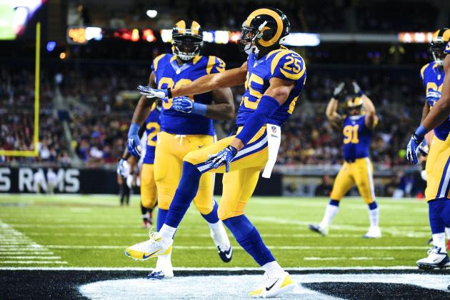 Buccaneers vs. Rams: Live Score, Highlights and Analysis