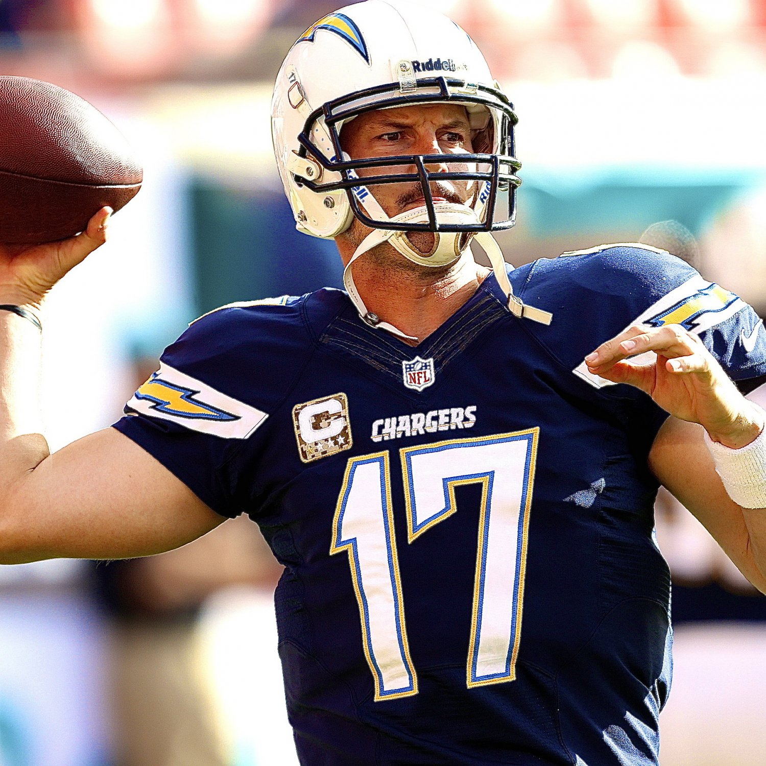 San Diego Chargers Football Scores