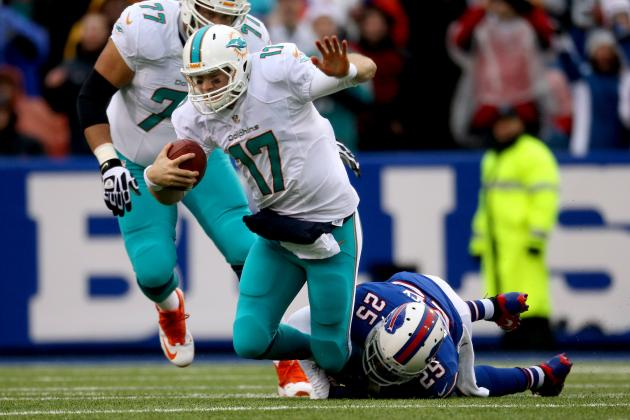 Ryan Tannehill Injury: Updates on Dolphins QB's Knee and Recovery