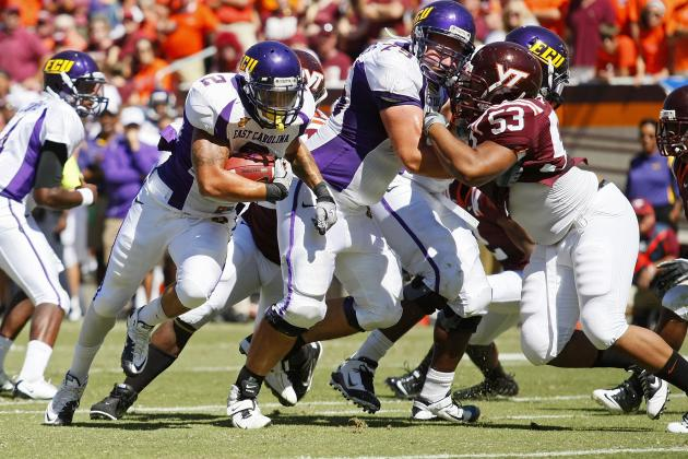 Beef O'Brady's Bowl 2013: Breaking Down Monday's Ohio vs. East Carolina Matchup
