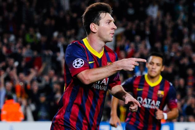 Lionel Messi's Father Shoots Down Transfer Rumours Surrounding Barcelona Star