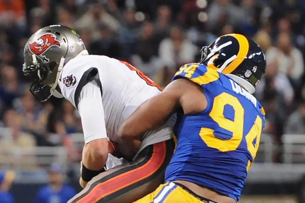 Robert Quinn, Rams' D Step Up Again in Win over Buccaneers