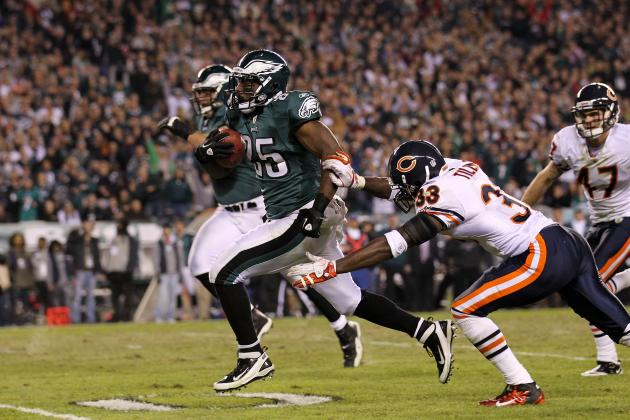 Chicago Bears vs. Philadelphia Eagles: Live Score, Highlights and Analysis