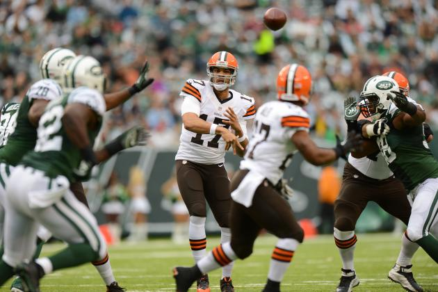 Browns vs. Jets: Final Game Grades and Analysis for Cleveland