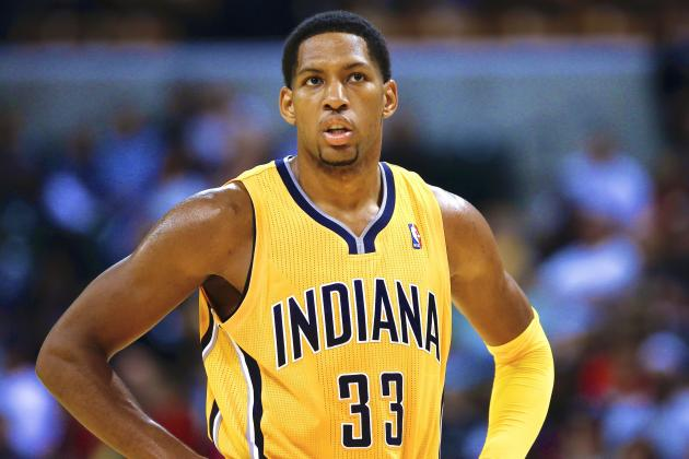Larry Bird: Danny Granger Doesn't Work Hard Enough in Offseason
