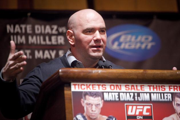 New Details Emerge on the Digital UFC Network