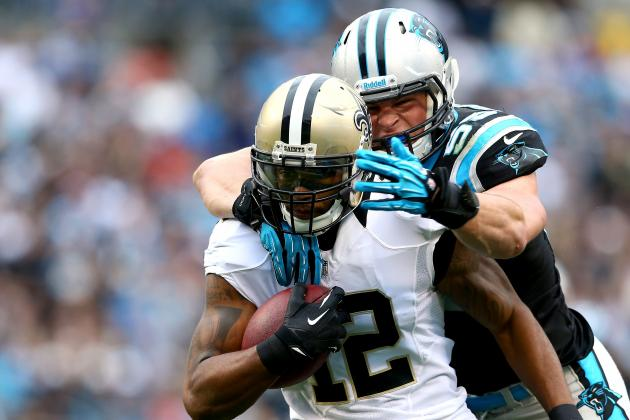 Luke Kuechly Almost Ties Single-Game Tackle Record