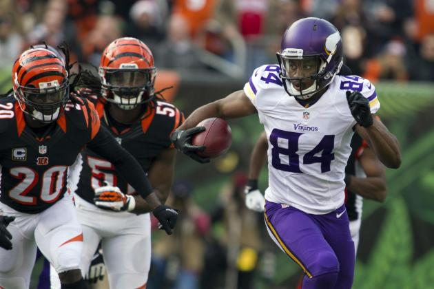 Minnesota Still Needs Franchise QB, but Cordarrelle Patterson Gives Vikings Hope