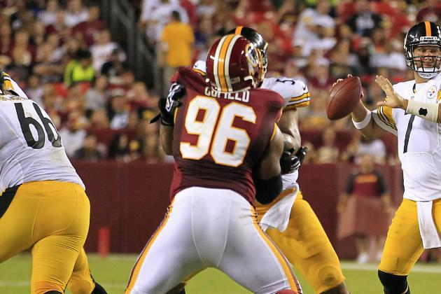 Barry Cofield Hopes Redskins Don't Clear House After Season