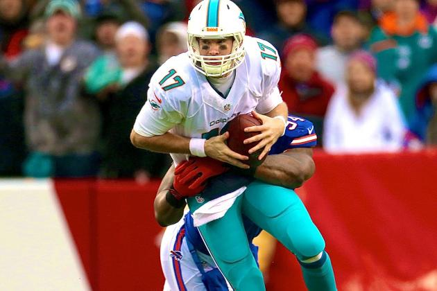 Dolphins Not as Close to AFC East Contenders as It Seemed