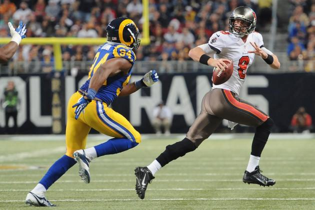 Glennon, Buccaneers Sacked by Rams 23-13