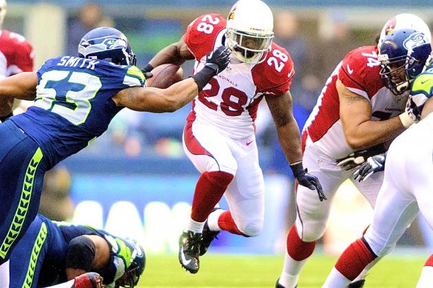 Arizona Cardinals vs. Seattle Seahawks: Live Score, Highlights and Analysis