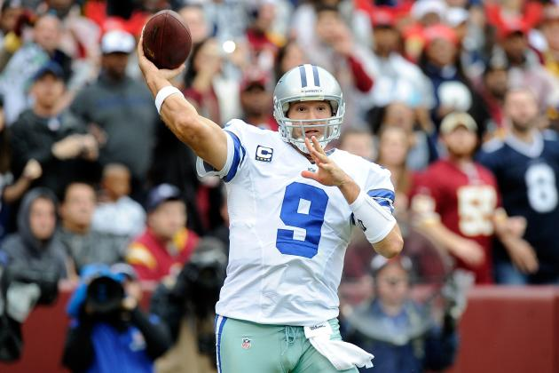 Tony Romo Comes Up Big When It Matters Most