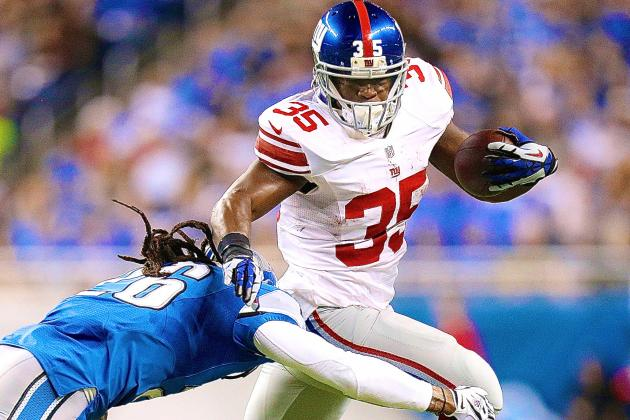 Giants vs. Lions: Live Score, Highlights and Analysis