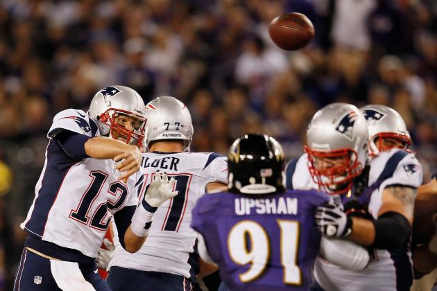 Patriots vs. Ravens: Live Grades and Analysis for New England