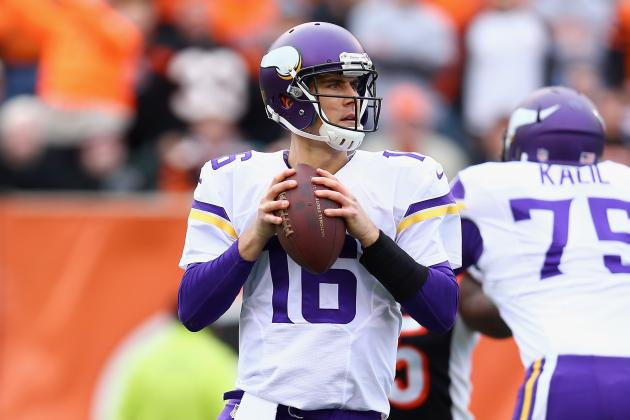 Beat-Up, Frustrated and Undermanned Vikings Had No Chance