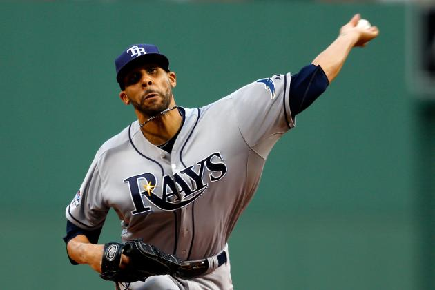 MLB Trade Rumors: Hot-Stove Report on David Price, Jake Peavy and More