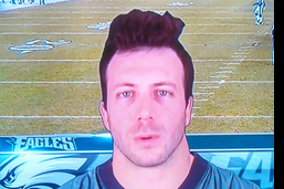 Connor Barwin Has Ridiculous Hair