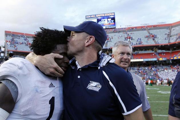 Georgia Southern's Monken to Army