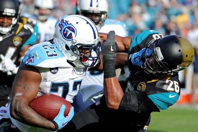Titans' Ground Game, Defensive Stop Key Victory Against Jaguars