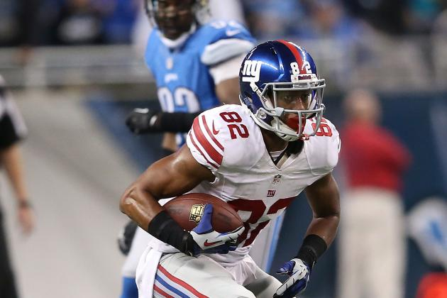 New York Giants Survive Horrid Second Half
