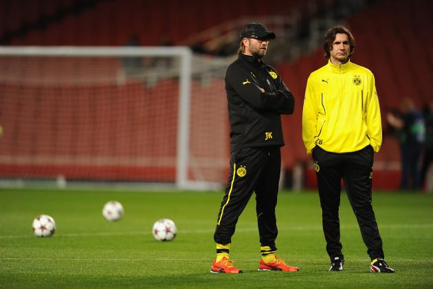 Down but Not Out: A Half-Term Report on Borussia Dortmund