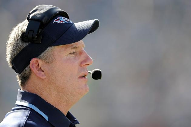 Tennessee Titans: Win Against Jaguars Too Little, Too Late for Mike Munchak