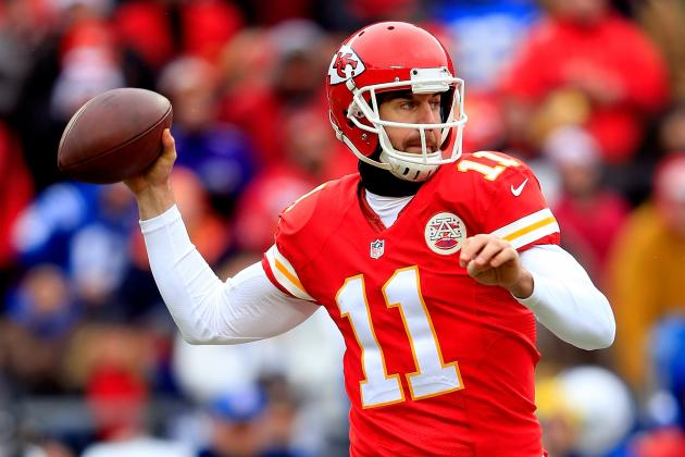 Chiefs Are Proving They Aren't AFC Contenders