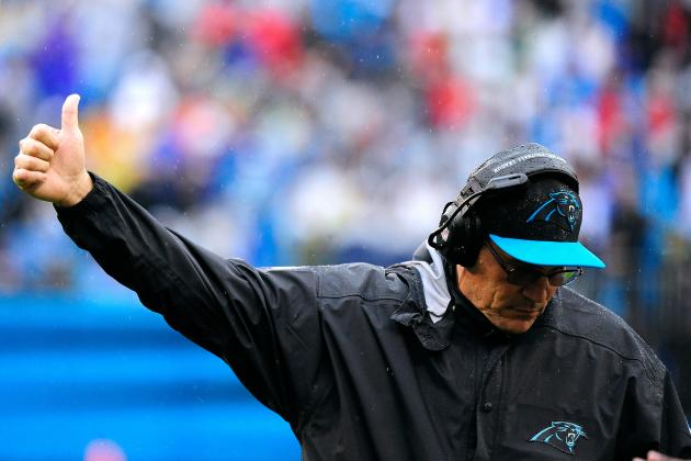 Panthers Secure First Playoff Berth Since 2008