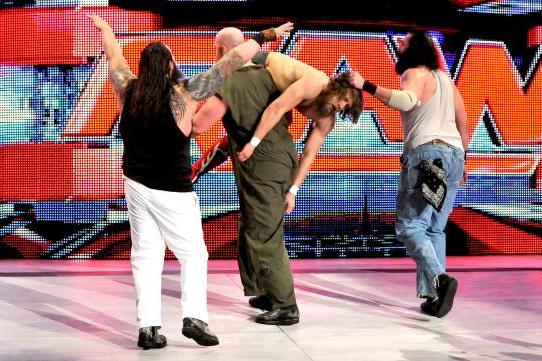 Daniel Bryan Must Move on from Feud with the Wyatt Family at the Royal Rumble