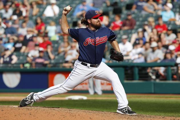 Dodgers Close to Deal with Reliever Chris Perez