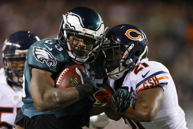 NFL: Shady Runs Wild, Defense Stifles Bears in Blowout Victory