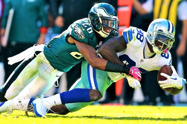 Cowboys vs. Eagles Week 17 Matchup Will Be Flexed into Primetime