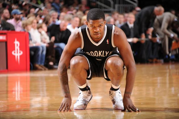 Forgotten Again, Joe Johnson Is Brooklyn Nets' Real X-Factor