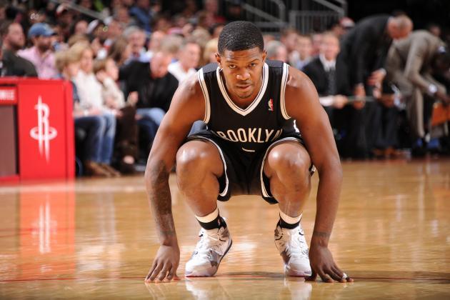 Forgotten Again, Joe Johnson Is Brooklyn Nets' Real X-Factor