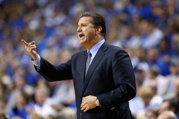 Kentucky Basketball: Early Preview for Wildcats' Showdown vs. Louisville