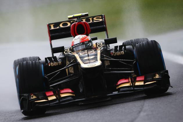Lotus Thinks Most F1 Teams Struggling