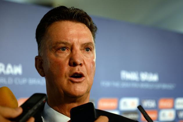 Louis Van Gaal Admits He Might Be Next Tottenham Manager but Sounds Warning