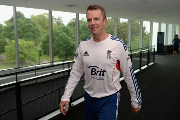Graeme Swann Sparks Cricket Storm by Claiming Players Are Up Their Own A***