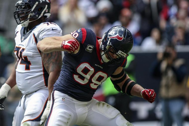 Houston Texans Must Build to Force More Turnovers Next Season