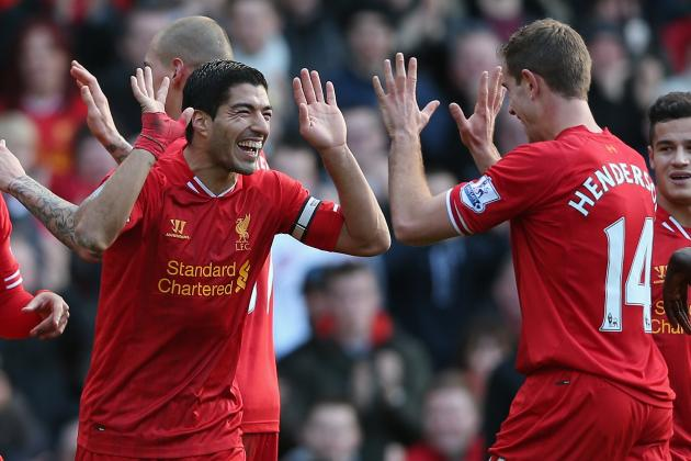Is a Strong Liverpool Good for the Rest of the Premier League?