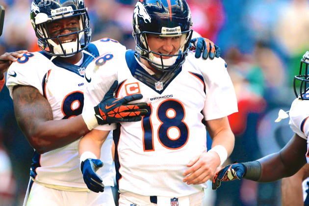 Peyton Manning's Record* Means Little If He Doesn't Win Super Bowl