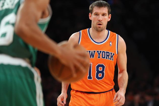 What NY Knicks Need from Beno Udrih