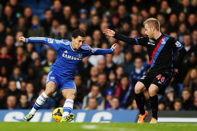 Arsenal vs. Chelsea: Mesut Ozil, Eden Hazard and Top Talents at Emirates Stadium