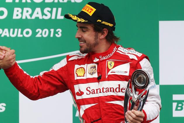 Alonso Admits His Ferrari 'Marriage' Is Unhappy