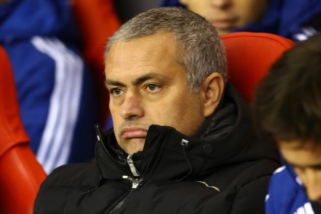 Jose Mourinho's 2013 in Review: Was It a Special One?