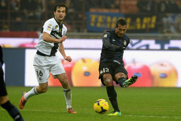 Fredy Guarin Wants to Stay at Inter Milan Amid Chelsea Transfer Interest